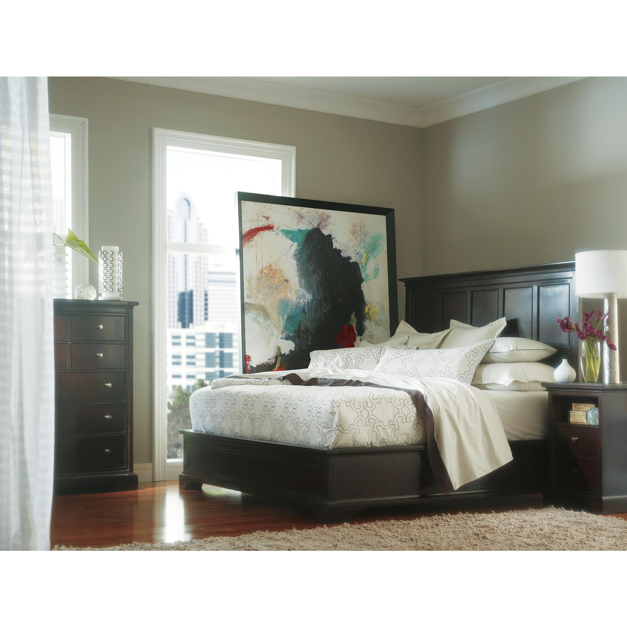 Stanley Furniture Transitional King Bedroom Group - Item Number: 042-13 K Bedroom Group 1