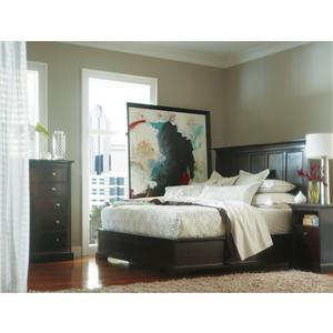 Stanley Furniture Transitional Queen Bedroom Group