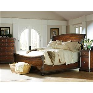 Stanley Furniture The Classic Portfolio Continental King Bedroom Group