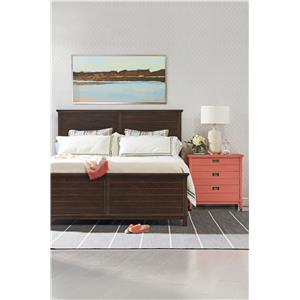 Stanley Furniture Coastal Living Resort California King Cape Comber Panel Bed