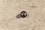 Tarnished Steel Knobs Inspired by Old Sea Ship Designs