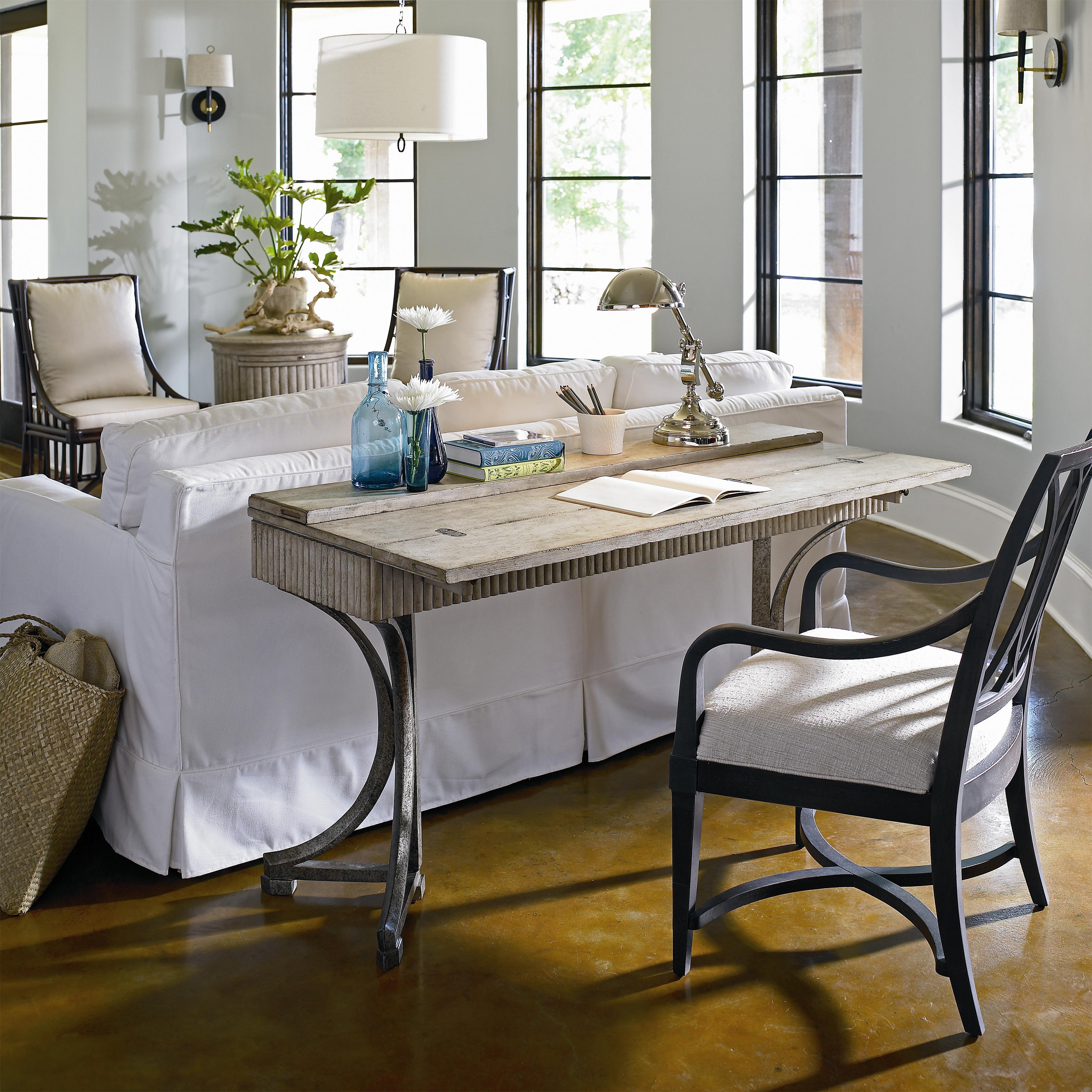 Coastal living furniture - Stanley Furniture Coastal Living Resort Curl Tide Flip Top Table Belfort Furniture Table Desks Writing Desks
