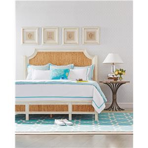 Stanley Furniture Coastal Living Resort Surfside Bed End Bench
