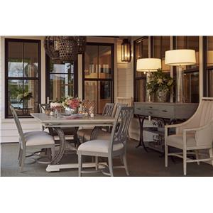 Stanley Furniture Coastal Living Resort Casual Dining Room Group