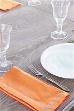 Cerused Oak Top on Select Pieces