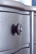 Scalloped Front Dresser