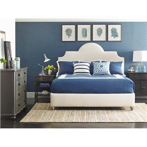 Stanley Furniture Coastal Living Retreat King Breach Inlet Bed