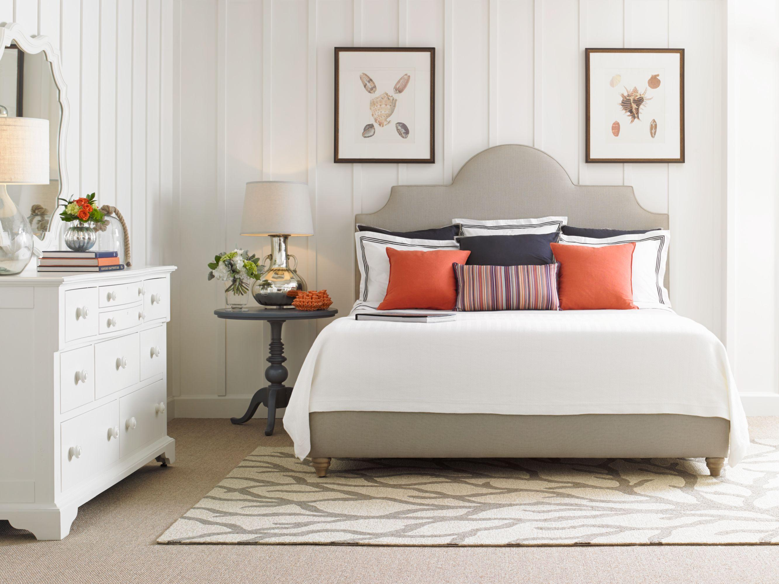 Stanley Furniture Coastal Living Retreat Queen Bedroom Group - Item Number: 411-B3 Q Bedroom Group 1