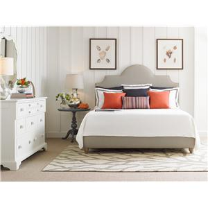 Stanley Furniture Coastal Living Retreat California King Breach Inlet Bed