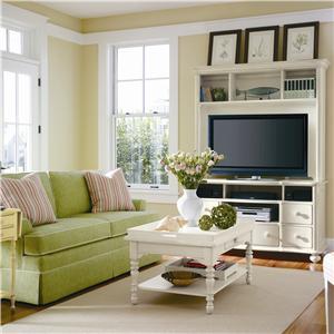 Stanley Furniture Coastal Living Cottage King Summerhouse Bed