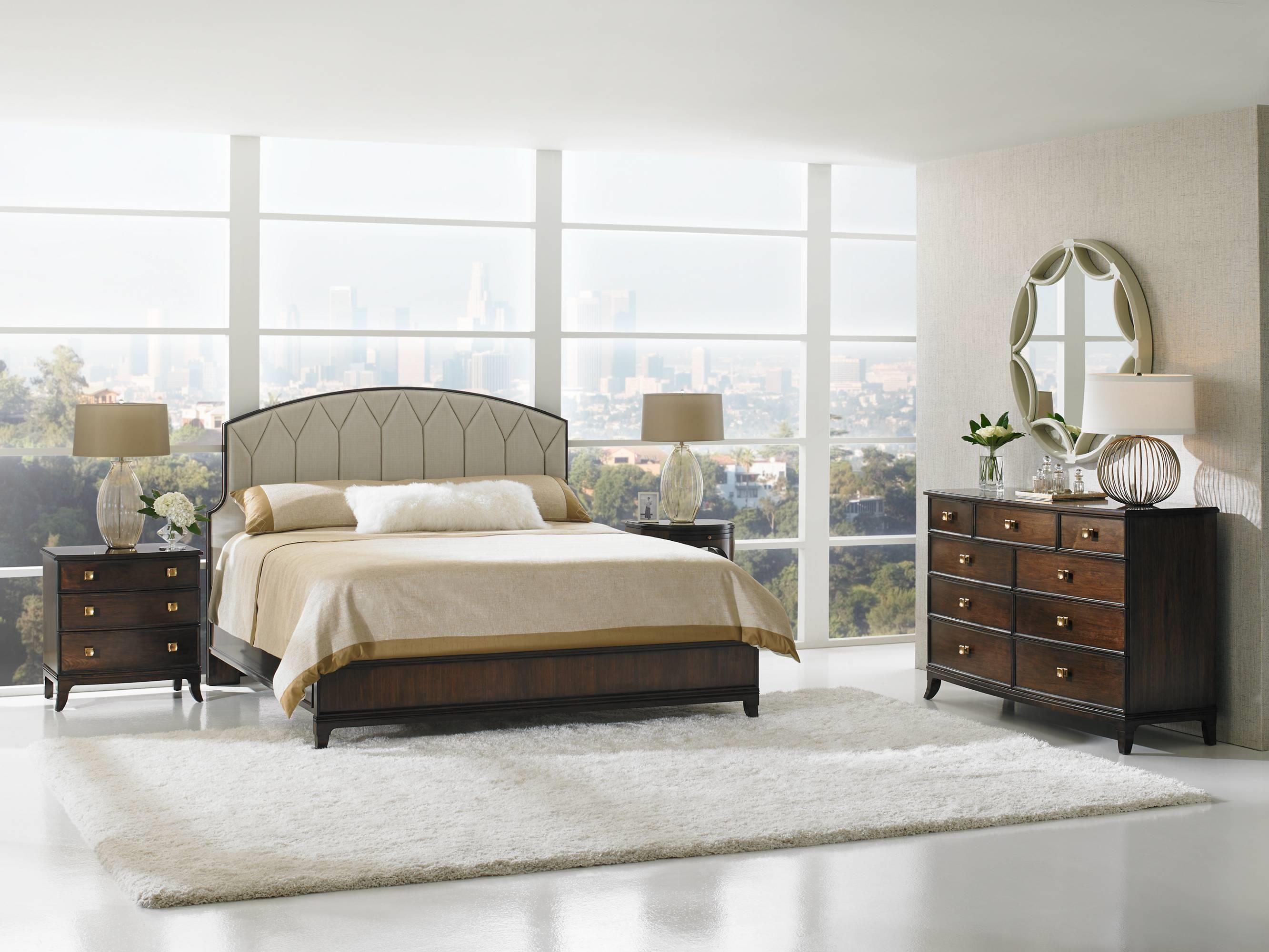 Stanley Furniture Crestaire King Bedroom Group - Item Number: 436-1 K Bedroom Group 2