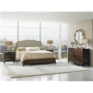 Stanley Furniture Crestaire Queen Bedroom Group