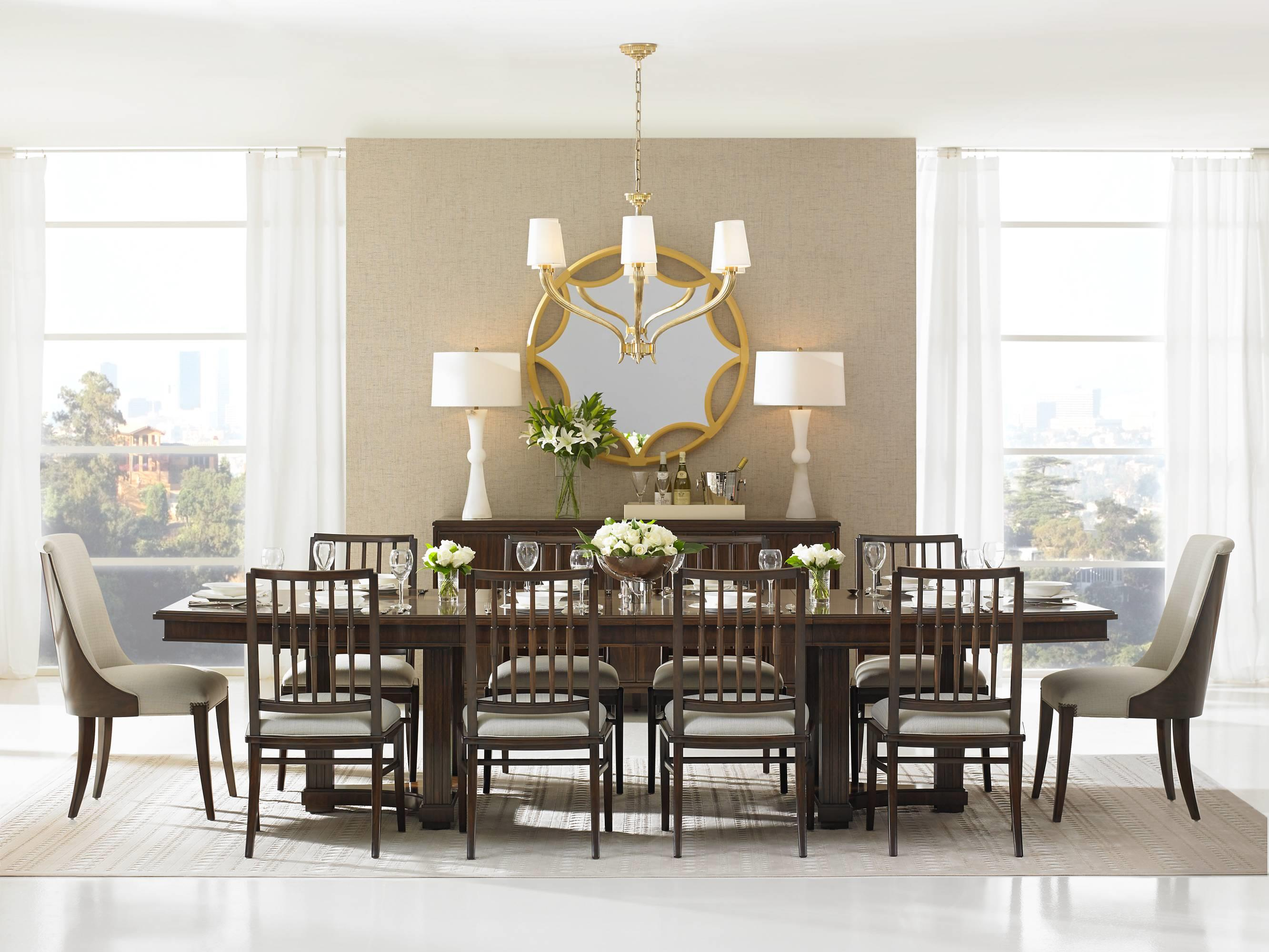 Stanley Furniture Crestaire Formal Dining Room Group - Item Number: 436-1 Dining Room Group 1