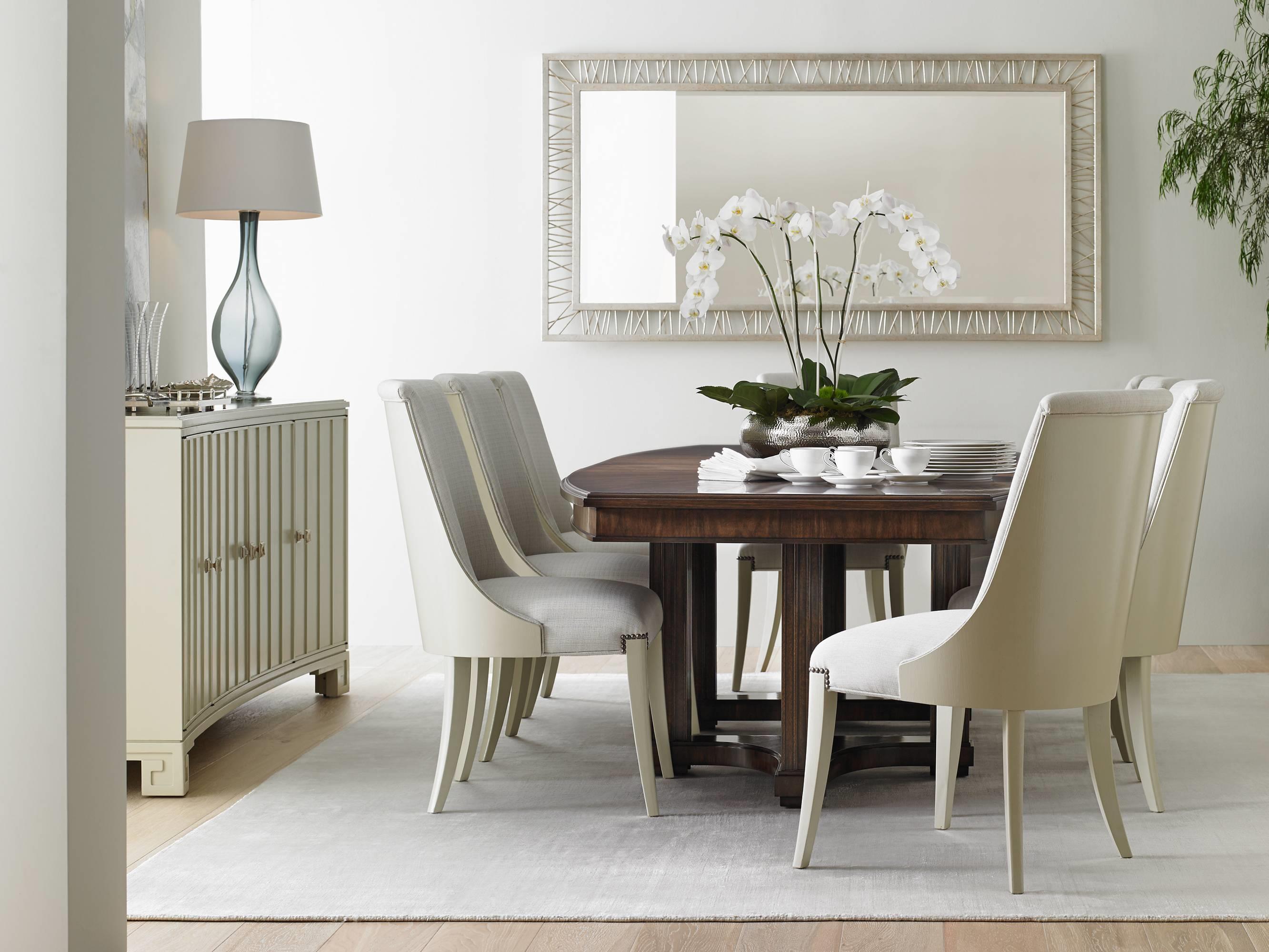 Stanley Furniture Crestaire Formal Dining Room Group - Item Number: 436-1 Dining Room Group 2