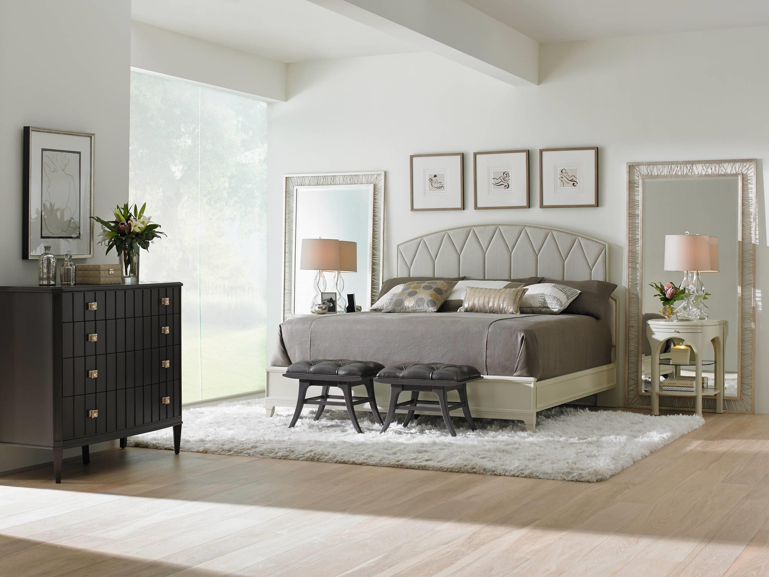 Stanley Furniture Crestaire Queen Bedroom Group - Item Number: 436-2 Q Bedroom Group 2