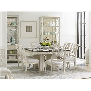 Stanley Furniture Fairlane Formal Dining Room Group