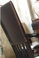 Nailhead Trim on Upholstered Seat Backs