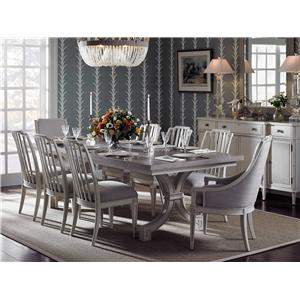 Stanley Furniture Preserve Formal Dining Room Group