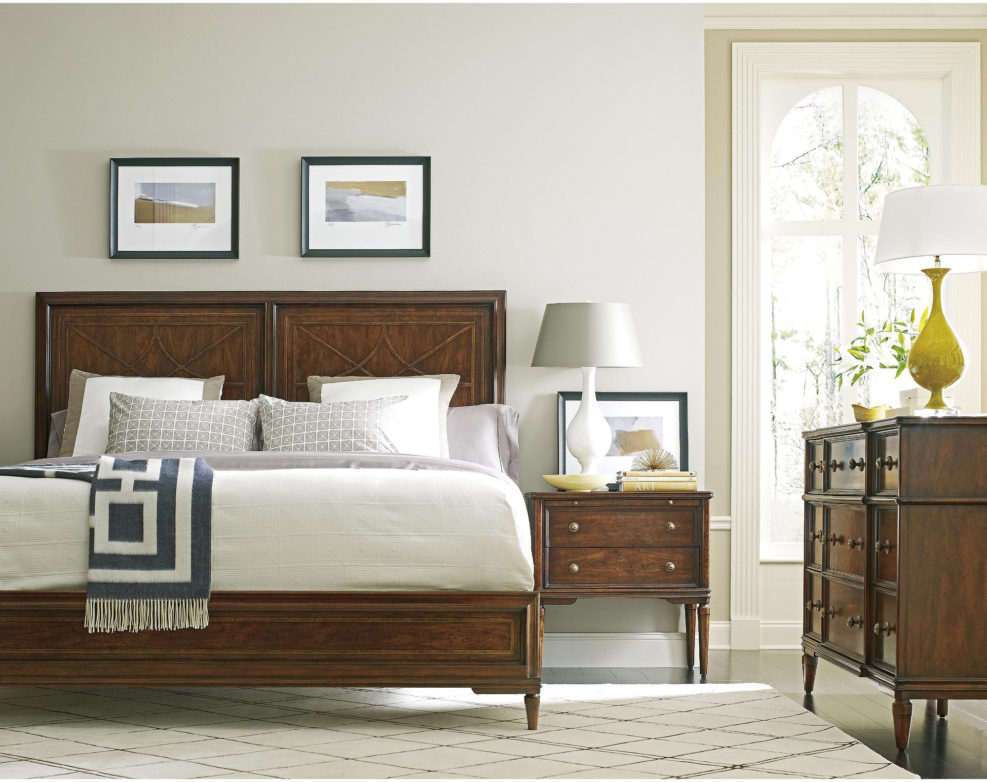 Stanley Furniture The Classic Portfolio - Vintage Queen Bedroom Group - Item Number: 264 Q Bedroom Group 1