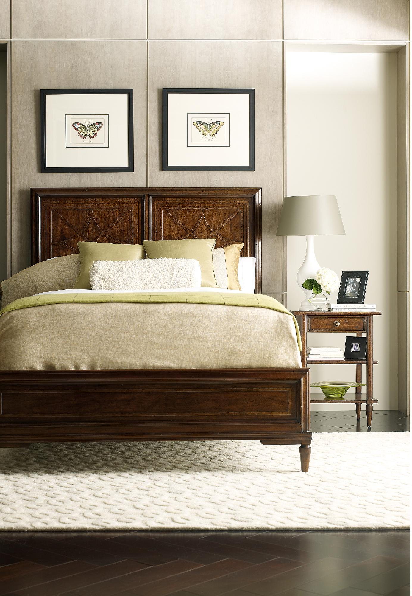 Stanley Furniture The Classic Portfolio - Vintage Queen Bedroom Group - Item Number: 264 Q Bedroom Group 2