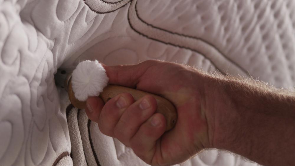 Stearns Foster Oak Terrace Iv Full Firm Euro Pillow Top Mattress