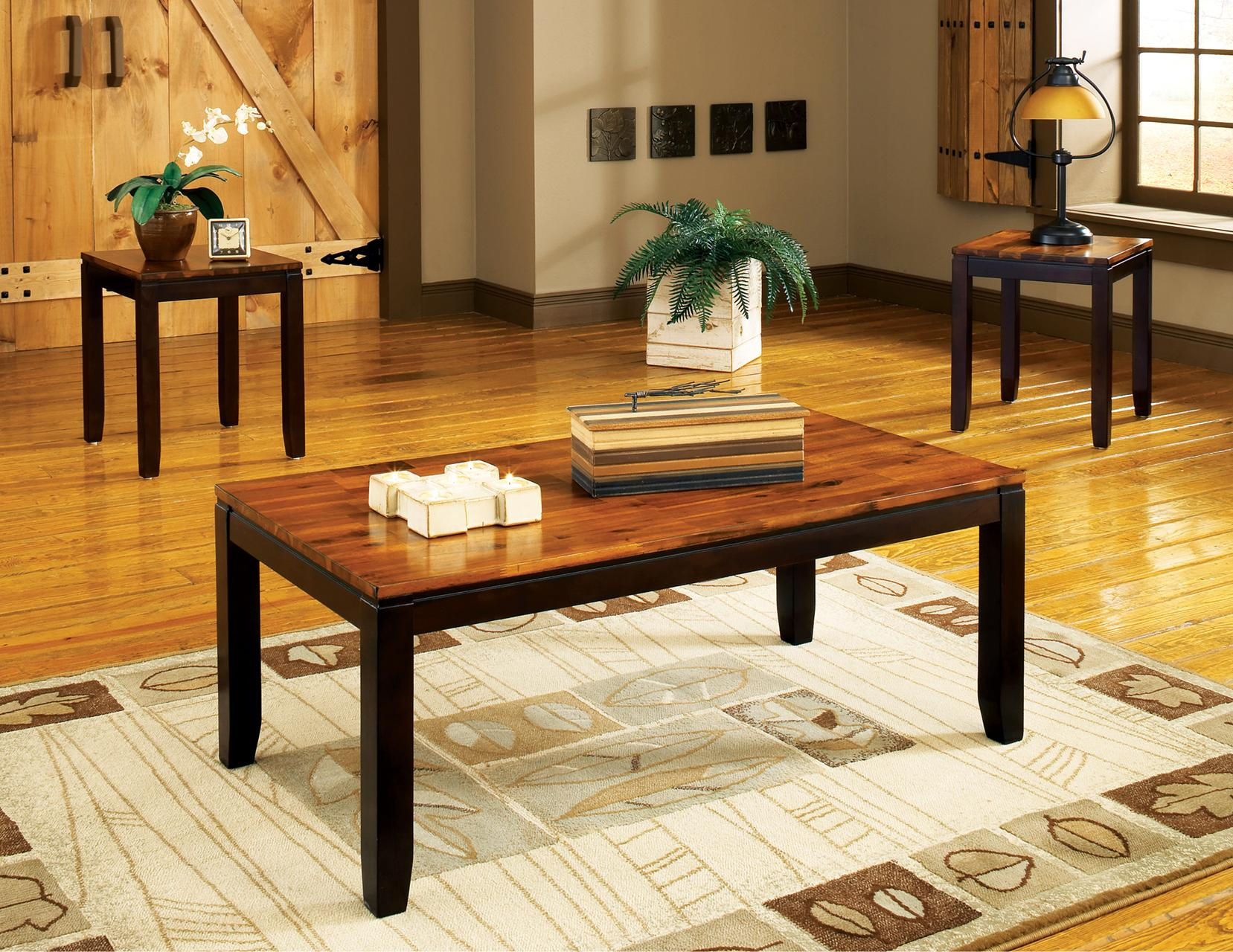 Steve Silver Abaco 3 Pack Of Occasional End Tables | Wayside Furniture |  Occasional Groups