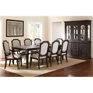 Steve Silver Cayden Formal Dining Room Group