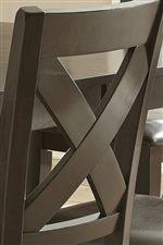 X Back Design