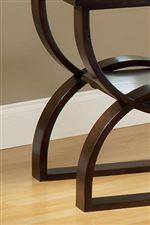 Curvaceous Leg Design