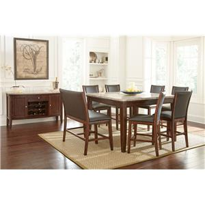 Steve Silver Eileen Casual Dining Room Group