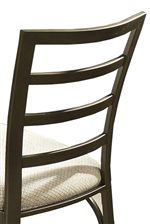 Metal Ladder Back Chairs