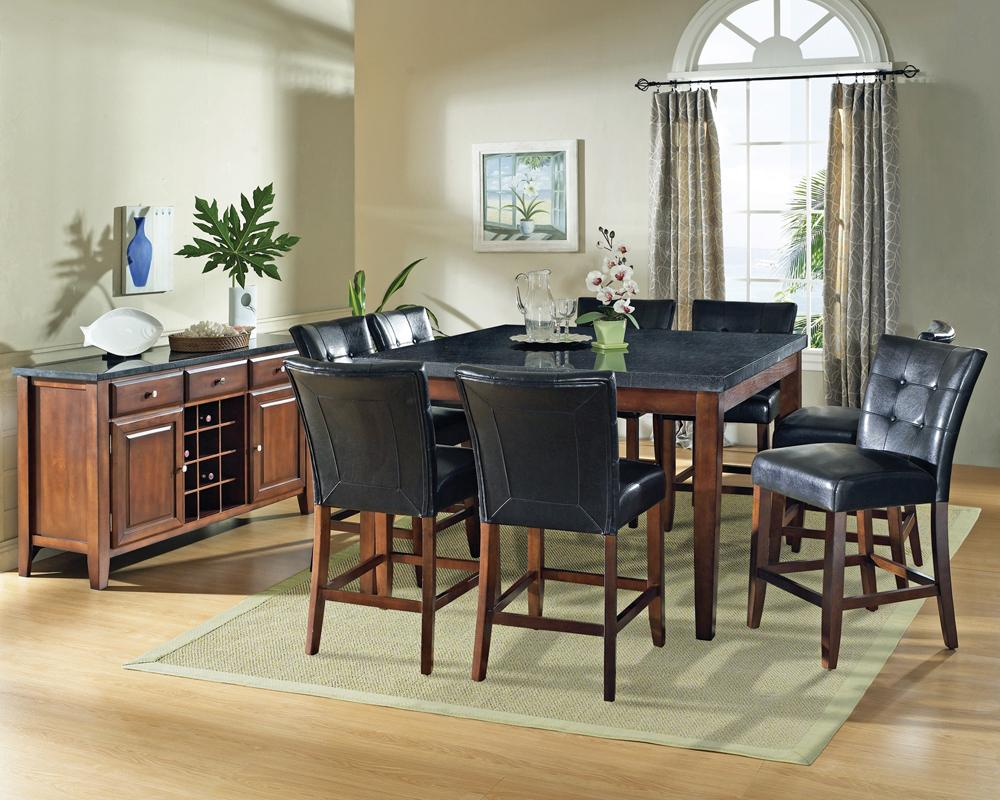 Steve Silver Granite Bello Casual Dining Room Group - Item Number: MG C Dining Room Group 2