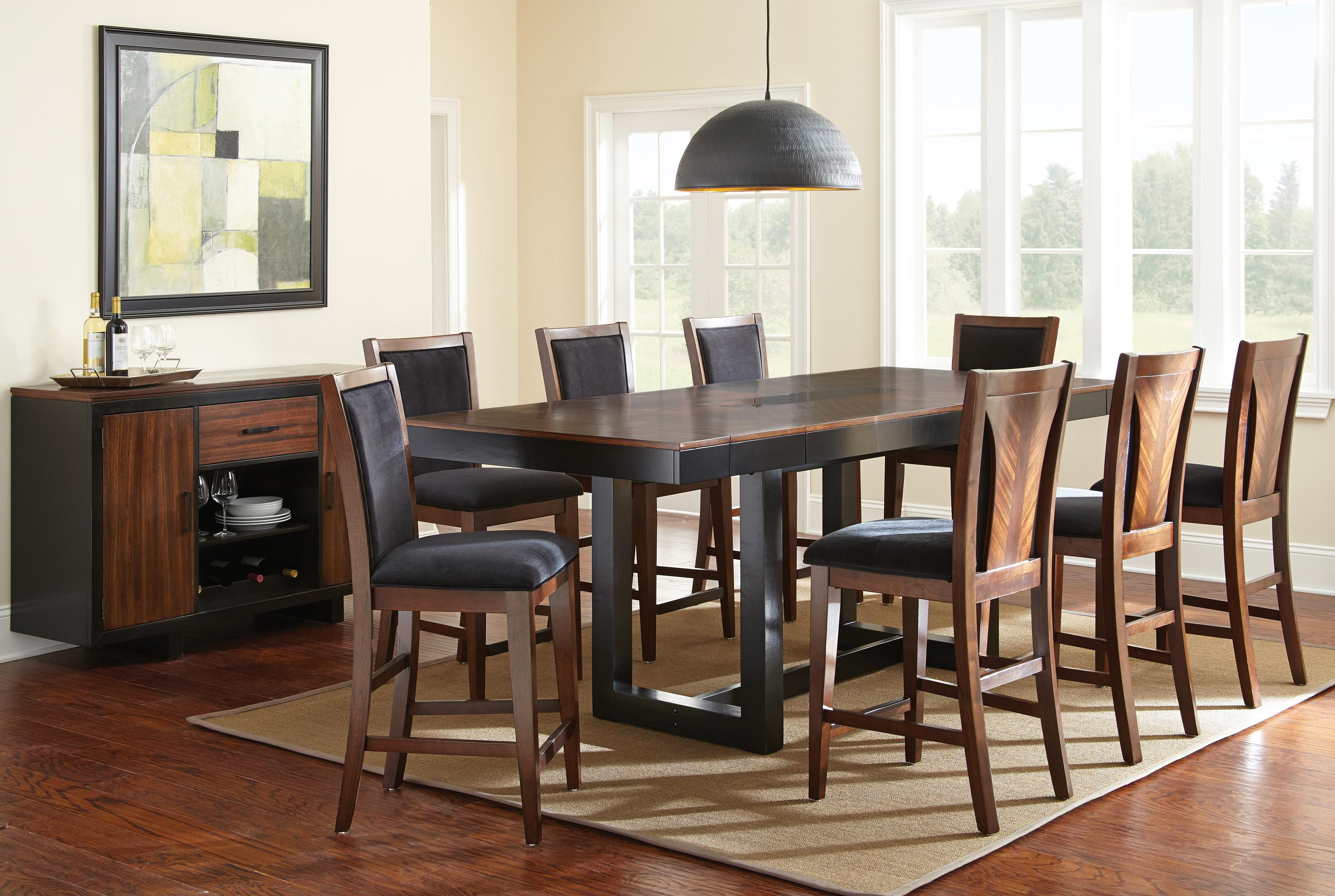 Steve Silver Julian Casual Dining Room Group - Item Number: JN Dining Room Group 1
