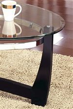 Round Beveled/Tempered Glass Table Tops.