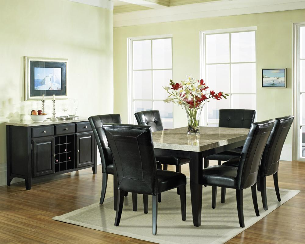 Steve Silver Monarch Casual Dining Room Group - Item Number: Monarch C Dining Room Group 1