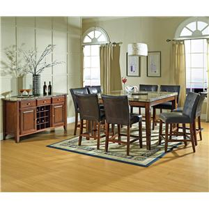 Vendor 3985 Montibello Casual Dining Room Group