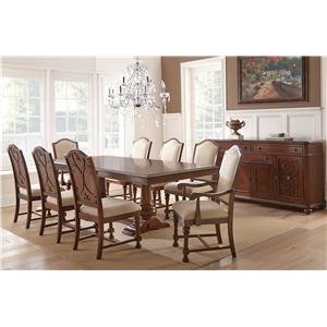 Steve Silver Norwich  Formal Dining Room Group