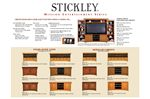 Stickley Mission Entertainment Series