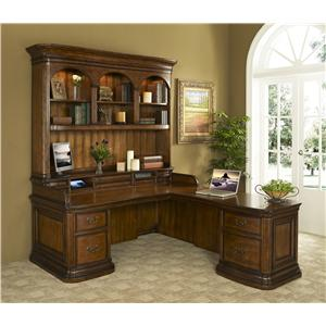Office Solutions Winsome Home Office Traditional 2Drawer Writing