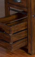 Removable Crate Drawers