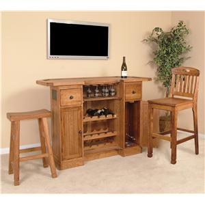 Sunny Designs Sedona 2-pc Bar Set