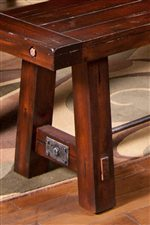Square Bench Legs