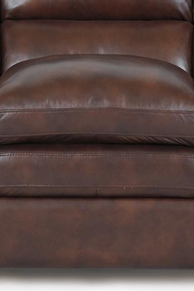 Superb Creations 7454 3 Cushion Leather Sofa   BigFurnitureWebsite   Sofa