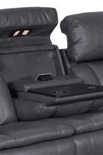 Sarah Randolph Designs Cc 467 Casual Power Reclining Sofa