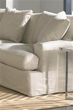 Slipcover Design Highlights Shabby Chic Style