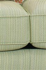 Seat Cushions Feature Welt Cords