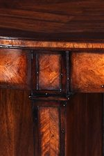 Delicate Wood Inlays are Hand Selected for Beauty, Quality and Color