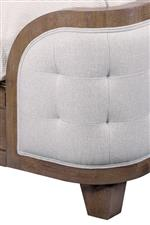 Tufted Upholstery