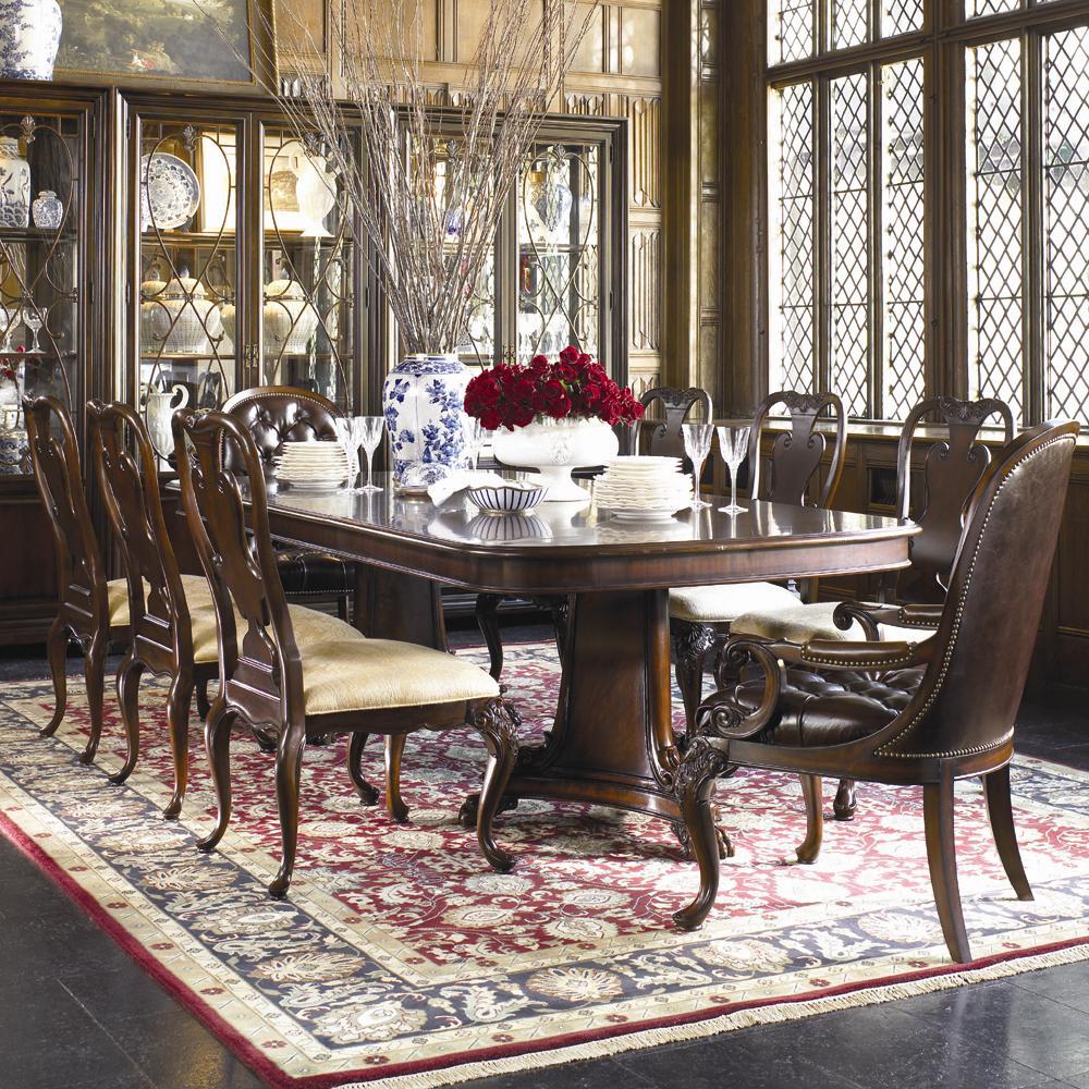 Thomasville Dining Room Sets Thomasvillear Brompton Hall Credenza W Granite Top Darvin
