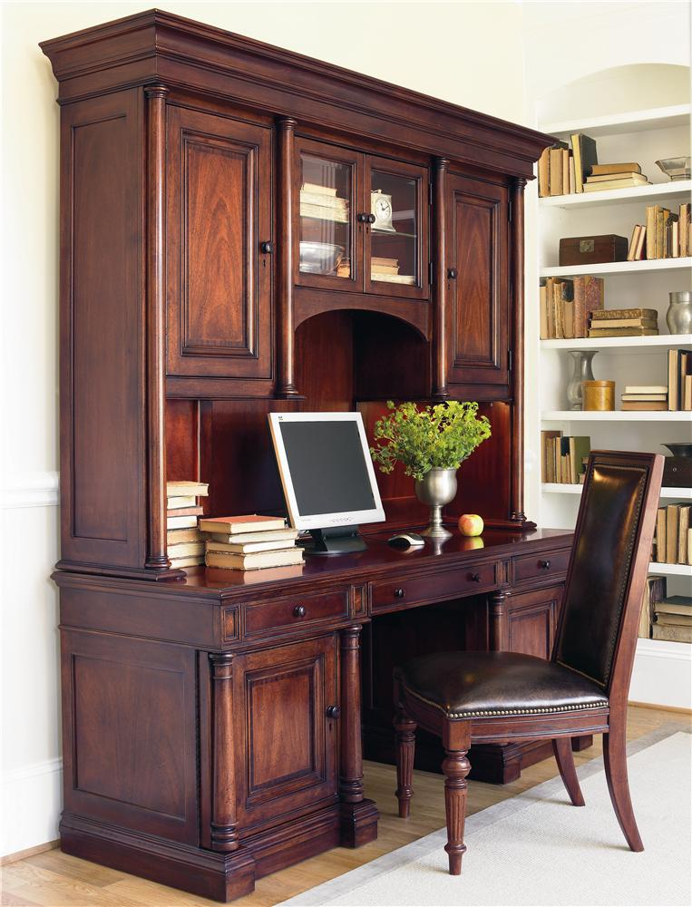 Thomasville® Fredericksburg Media Console with Four Doors - Story ...